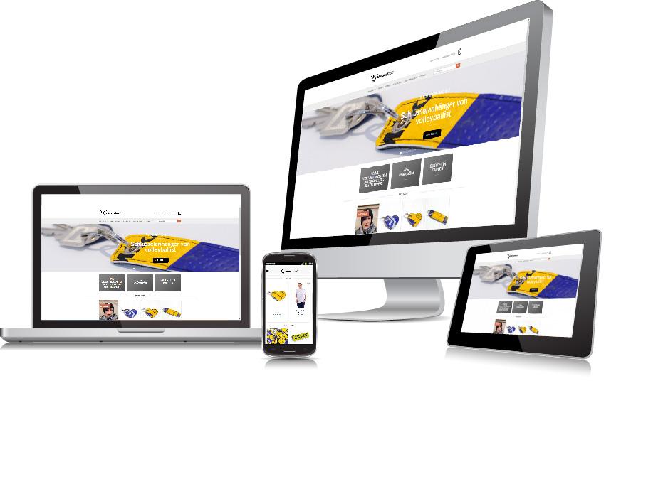 volleyballist webseite online